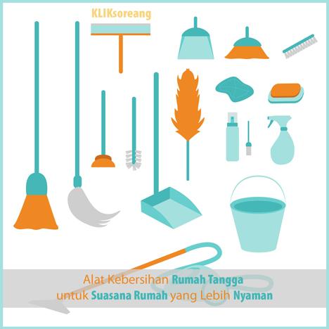 Alat Kebersihan Rumah Tangga untuk Suasana Rumah yang Lebih Nyaman