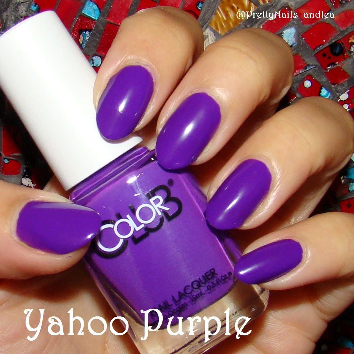 yahoo purple color club
