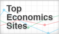 Selected in the top 100 Economics Sites