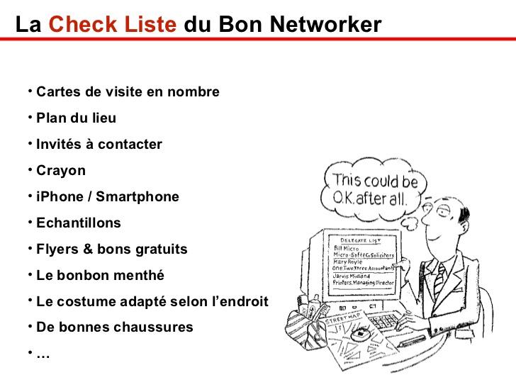 Osez le faire devenez Networker