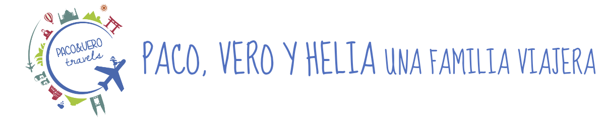Blog de viajes y vacaciones con niños Paco, Vero y Helia