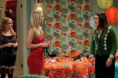 The Lovely Side: Penny's Apartment | Big Bang Theory