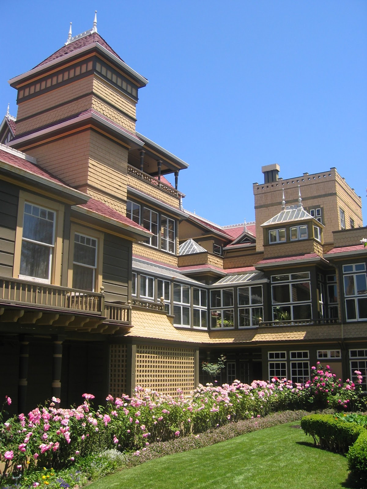 WILD ABOUT HARRY Winchester Mystery House movie in the works