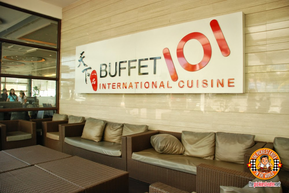 Buffet 101 international cuisine