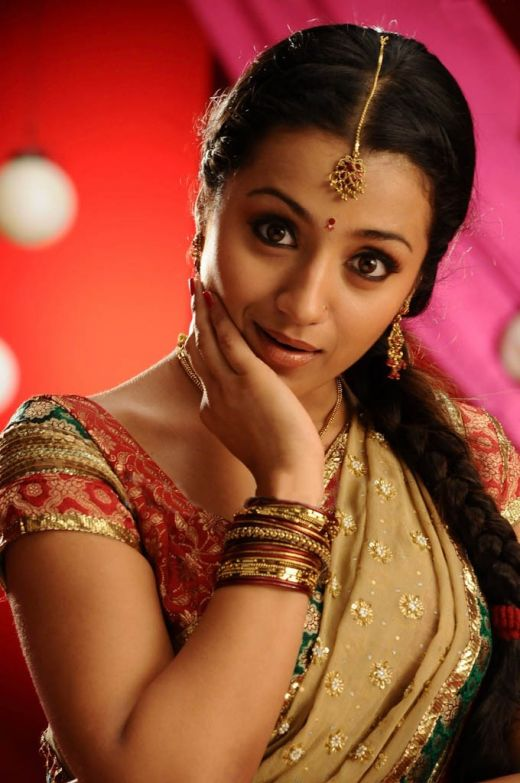 latest trisha hot stills