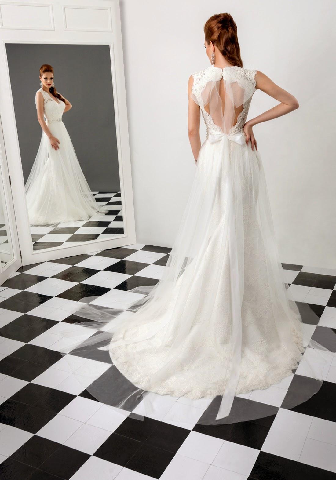 2015 Wedding Dresses by BIEN SAVVY