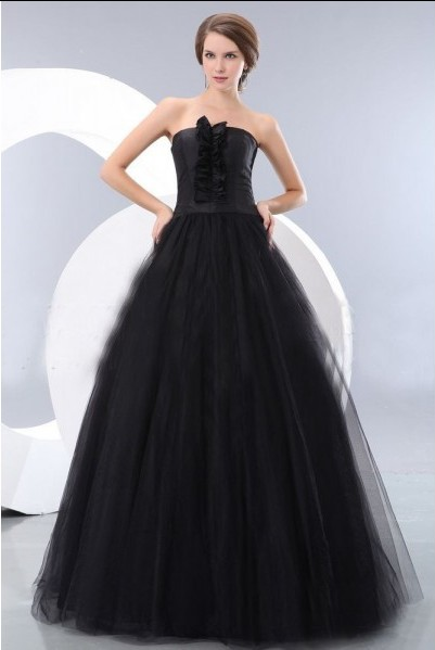 Gothic Wedding Dress