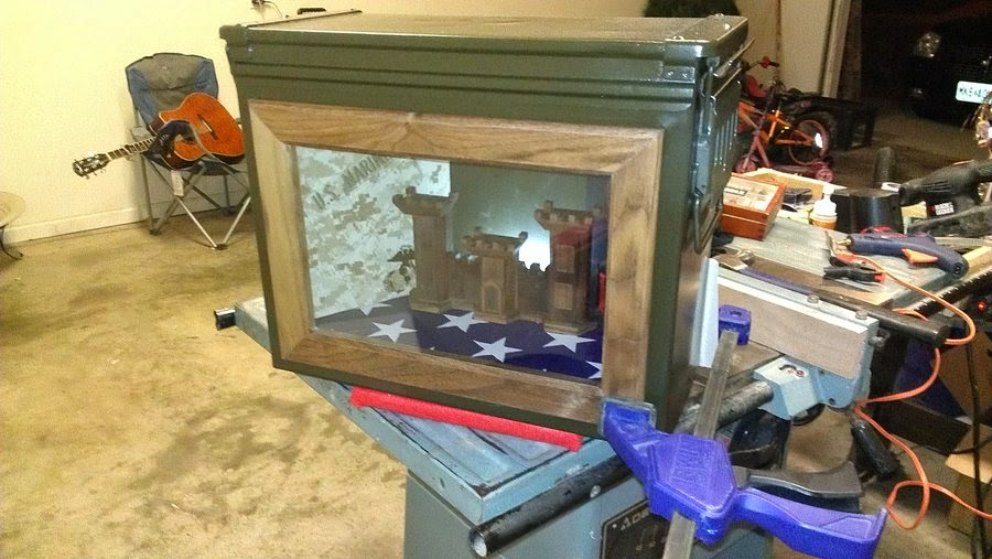 Tincanbandit S Gunsmithing Creative Uses For Ammo Cans