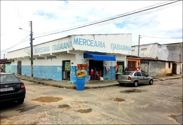 Bandidos armados assaltam mercearia no Fernando Collor em Socorro