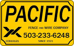 Pacific Fence &amp; Wire