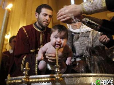 bayi lucu014 Gambar Lawak: Mengapa Lelaki Tidak Sesuai Menjadi Pengasuh Anak?