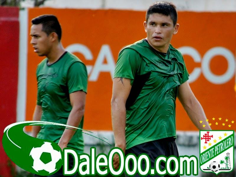 Oriente Petrolero - Rodrigo Vargas - Jorge Ortiz - DaleOoo.com sitio del Club Oriente Petrolero