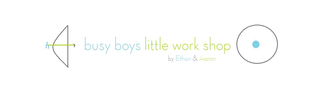 Busy Boy's Little Workshop