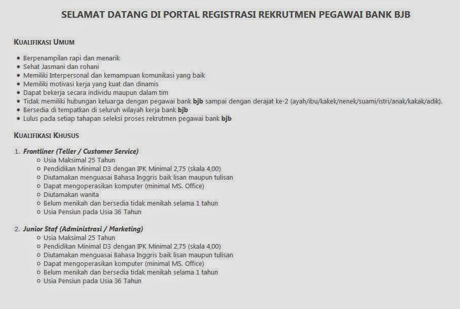info-lowongan-kerja-bank-bjb-majalengka-2014