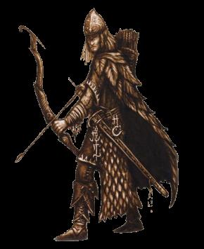 Wood Elves Glade Guard 2