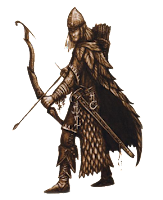 Leśne Elfy Strażnik Polany 2