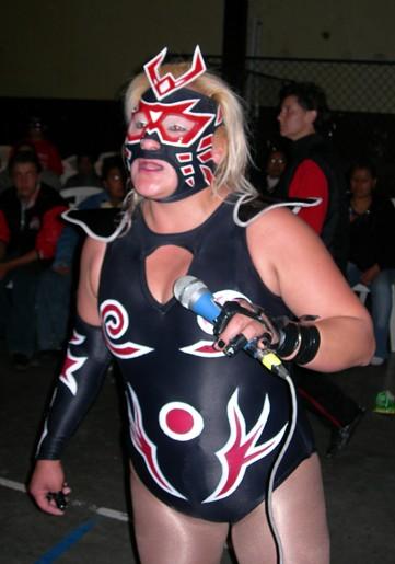 Lady Warrior - Luchadoras