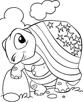 4th of july coloring pages let 39 s celebrate for Jumbo coloring pages
