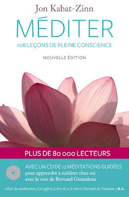 108 leçons de pleine conscience de Jon Kabat-Zinn