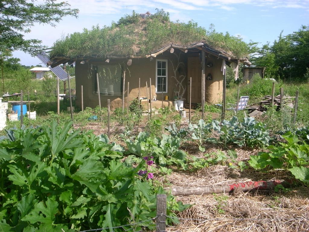 как построить соломенный дом пошаговая инструкция