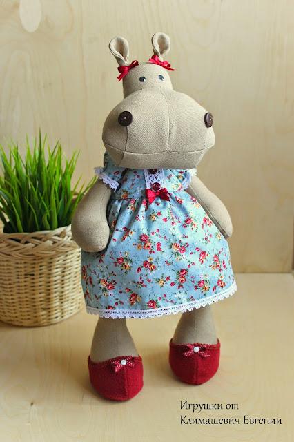 Игрушка, текстильная игрушка, игрушка бегемот, бегемотик, бегемотиха, бегемотик игрушка, игрушечный бегемот, авторская игрушка, игрушка в подарок, текстильный бегемот, тильда, игрушка тильда, кукла, кукла тильда