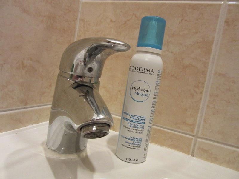 Hydrabio Mousse čistiaca pena od značky Bioderma
