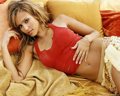 Jessica Alba Latest-2011 Wallpaper