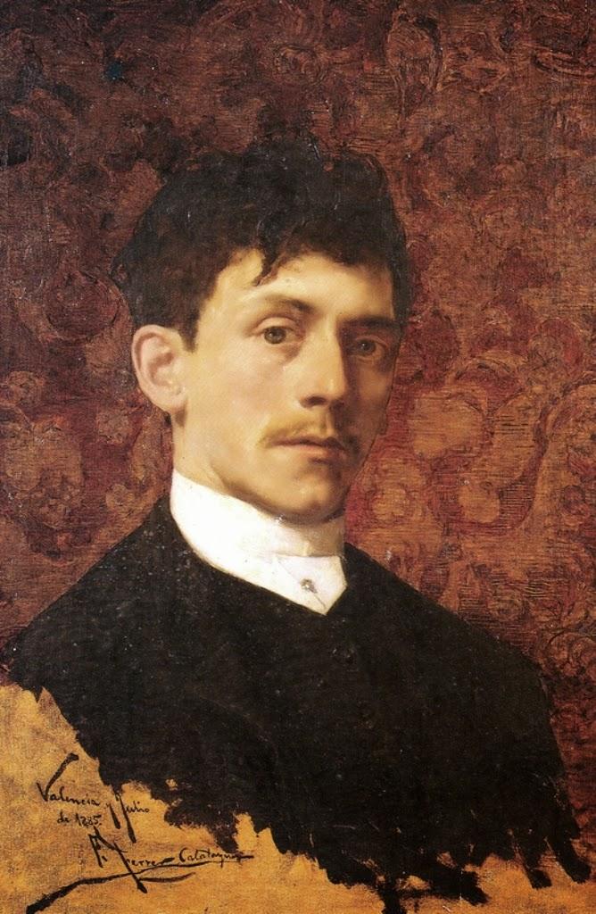 Pintores valencianos pedro ferrer calatayud - Pintor valenciano ...