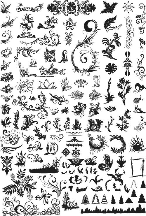 Descargar Cliparts Y Ornamentos En Vectores   Jenson Design Blog