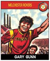 Gary Gunn - Melchester Rovers