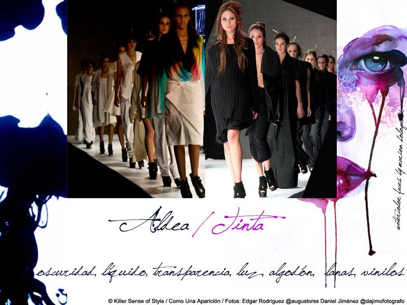 aldea - colombia - carolina sepulveda - círculo de la moda - como una aparición - desfiles - killer sense of style - bogotá -