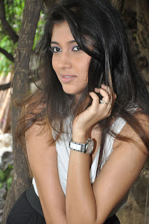 Actress Akhila Picture Gallery at Qmovie Opening 0012.jpg