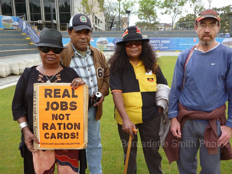 Income Protest