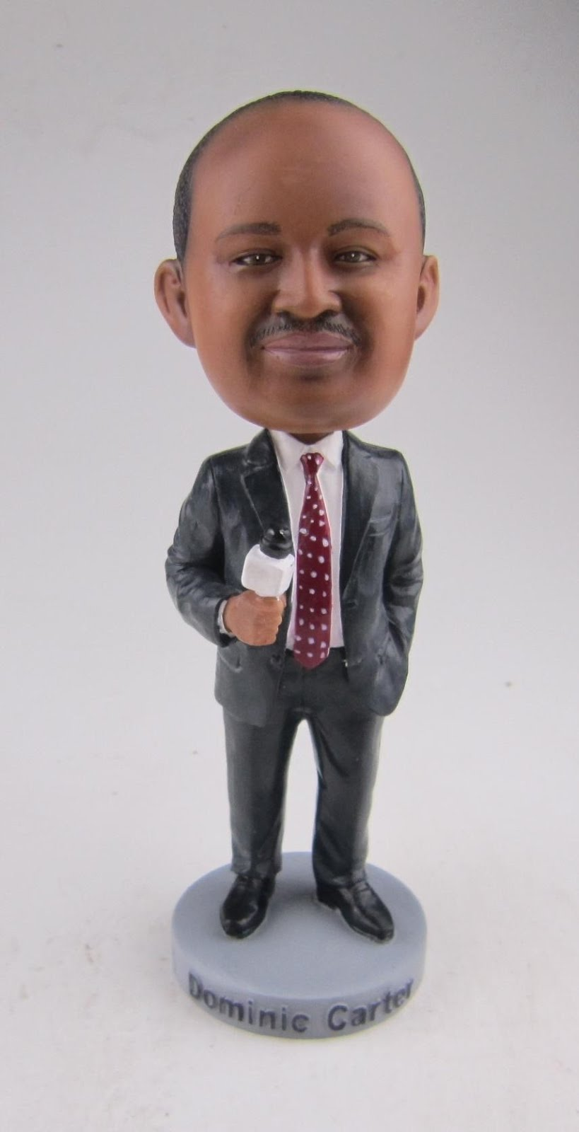Dominic Carter Bobblehead
