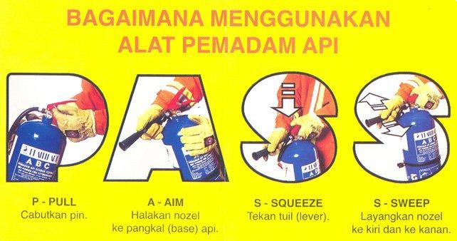 cara menggunakan alat pemadam kebakaran api cara menggunakan alat ...