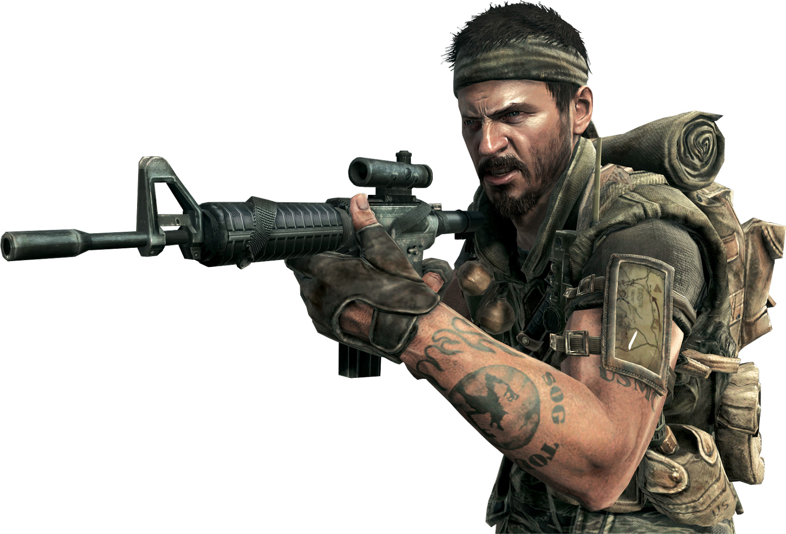BackgroundsTG: Call of Duty png