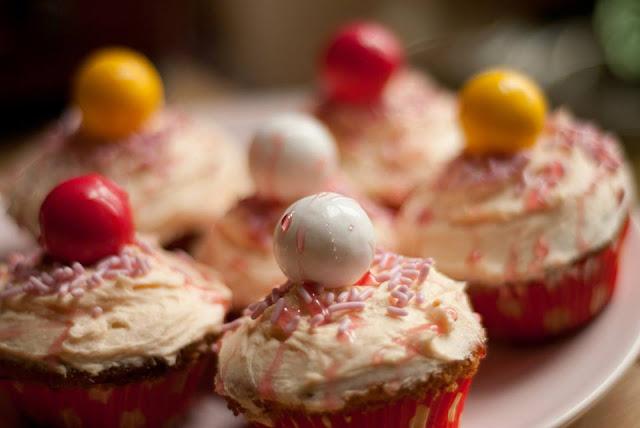 bubblegum, cupcakes, food, blog, blogger, uk, recipe, baking
