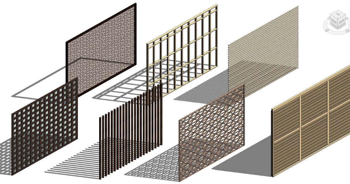 Creative Uses For A Curtain Wall : Revit windsurfer alternative uses for curtain walls