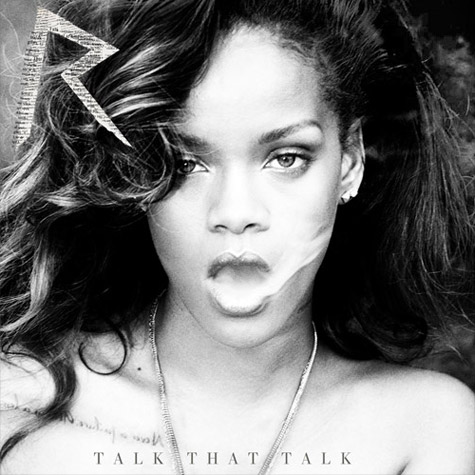 CD Rihanna Talk That Talk Deluxe Edition 2011