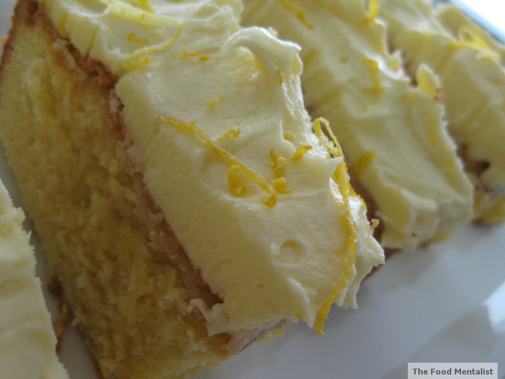 Lemon Pound Cake Recipe Food Network