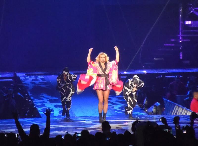 Britney Spears Toxic Femme Fatale