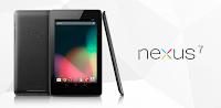 google nexus 7, tablet google, tablet murah, tablet terbaik