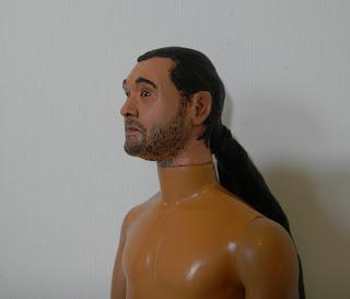 orme magiche ritratti personalizzati scultura viso action figure modellino