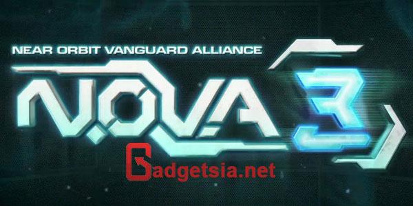 Game Tembak Tembakan Android Terbaik -  N.O.V.A. 3 - Near Orbit