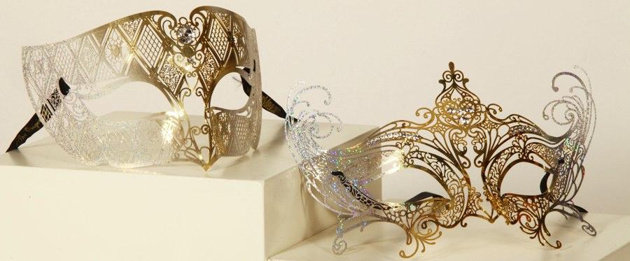 new designer masquerade masks