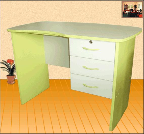 Bricolaje como hacer plano muebles melamina escritorio diy for Sillas comodas para pc
