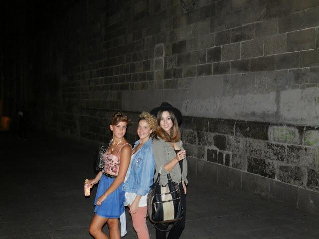Barcelona,el comienzo parte I
