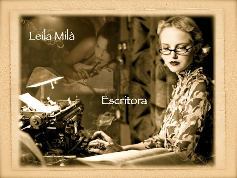 Leila Mila Escritora