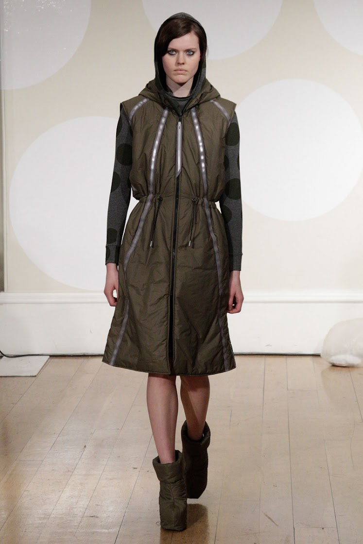 Christopher Raeburn Autumn/winter 2012/13 Women's Collection