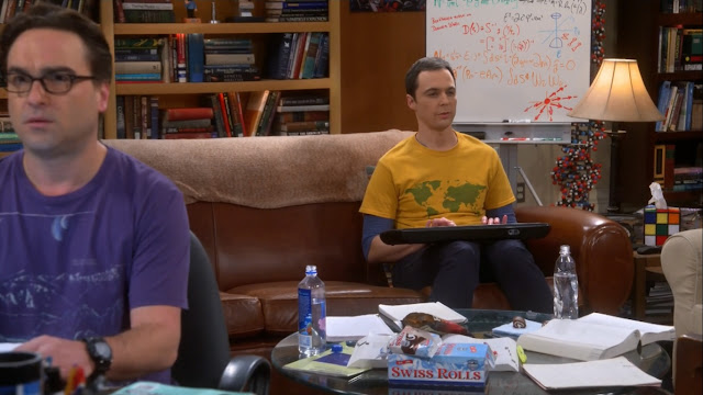 the big bang theory 9x10